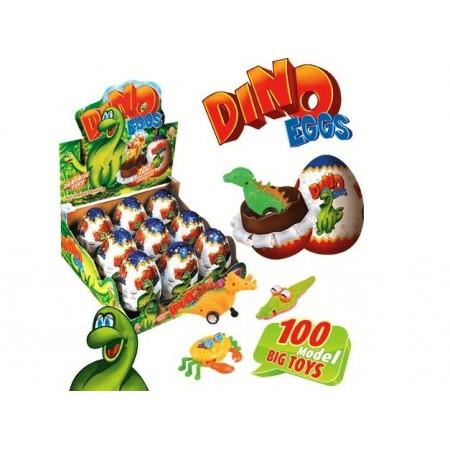 Dino - vajíčko s prekvapením