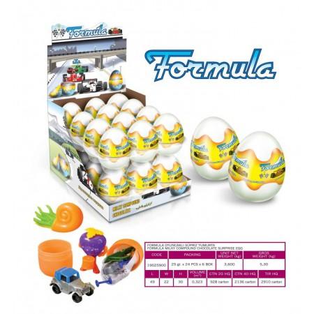 Vajíčko s hračkou Formula