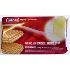 Oblátky citrón 250g
