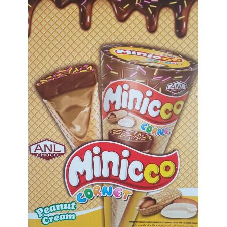 Minicco Cornet arašida 25g