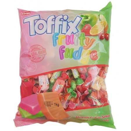 Toffix Fruity fudge