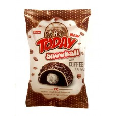 Today Snowball kávový 50g