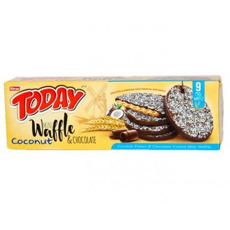 Today Waffle kokos 82g